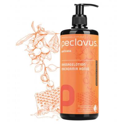 Lotion de massage à la menthe et au concombre - 500 ml - Peclavus - Ruck