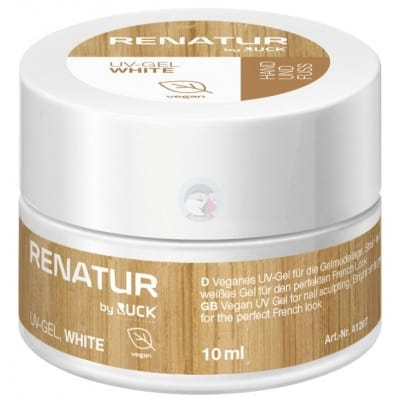 Gel UV Blanc RENATUR - Ruck