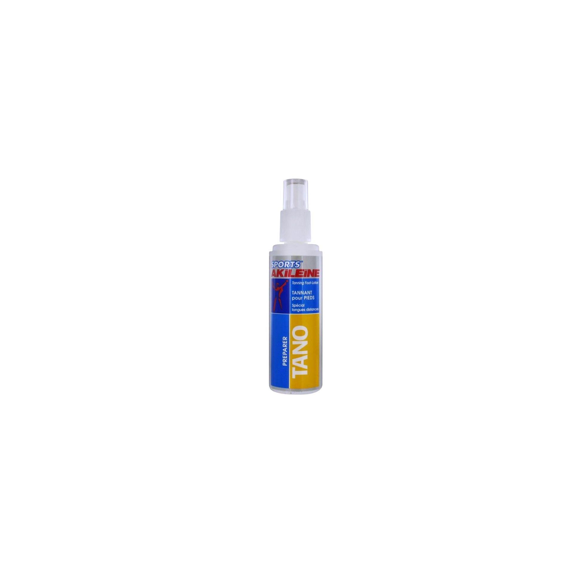 TANO lotion tannante pour les pieds flacon 100 ml - AKILEINE