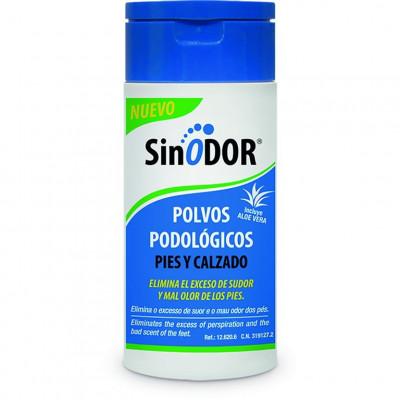 Poudre Podologique Dermafeet - 100 g - Herbitas