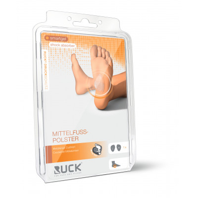 Pads pour protection métatarsienne - 1 paire - Ruck